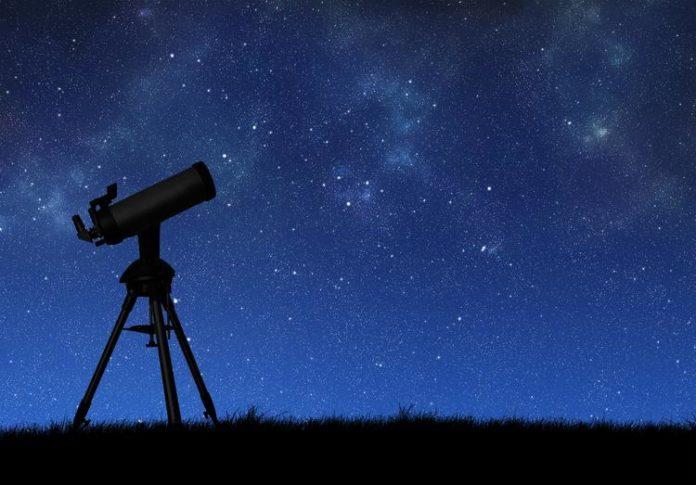 Zakup pierwszego teleskopu