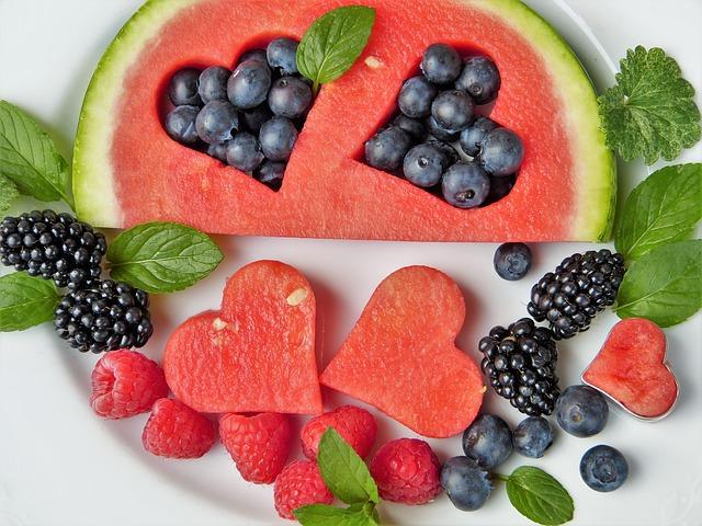 Zdrowie ukryte w owocach sezonowych
